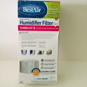 Best Air Replacement Humidifier Filter